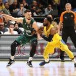 Récap Euroleague : Léo Westermann en patron face au Maccabi