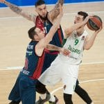 Récap Euroleague : Vitoria se remet la tête à l'endroit
