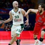 Récap Euroleague : Nick Calathes sauve le Pana au buzzer