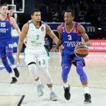 EuroCup : Errick McCollum MVP des matches allers des quarts de finale