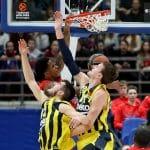 Récap Euroleague : le CSKA Moscou emporte le duel des titans