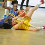 Finale Eurocup féminine: Lattes-Montpellier pose une main sur le trophée après sa victoire à Orenbourg, 71-75