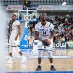 Pro B : Babacar Niang (Nantes) forfait jusqu'à la fin de la saison