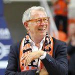 Vidéo: L'hommage à Pierre Fosset, le président de Bourges qui prend sa retraite
