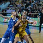 Finale aller Eurocup féminine: Orenbourg, une équipe d'Euroleague face à Montpellier