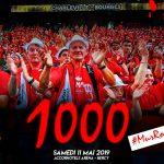 Coupe de France: Un millier de supporters de Charleville à Paris pour la finale