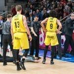 Belgique: Elias Lasisi suspendu jusqu'à la fin de l'année pour avoir bousculé un arbitre