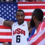Etats-Unis: Pas de Coupe du monde pour LeBron James