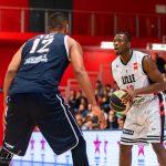 Pro B : pour son troisième match avec Lille, Luc Loubaki termine MVP face à Poitiers