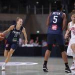 La France candidate à l'organisation de l'Eurobasket féminin 2021