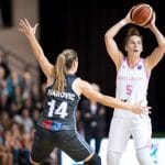 Romana Hejdova (Basket Landes): en quart-de-finale des playoffs, bientôt contre la France à l'Euro