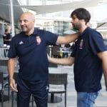 Italie: Sasha Djordjevic voudrait faire venir Milos Teodosic à Bologne