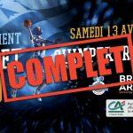Pro B: 5 000 spectateurs à la Brest Arena pour voir Quimper-Roanne