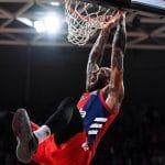 Euroleague : le Top 10 des meilleurs dunks de la saison régulière