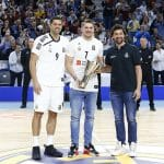 Luka Doncic était à Madrid pour Real – Panathinaïkos