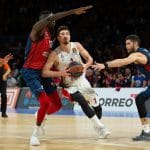 Récap Euroleague : De Colo et Poirier pour un duel au sommet