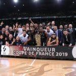 L'ASVEL a fêté ses 70 ans et sa Coupe de France en grandes pompes