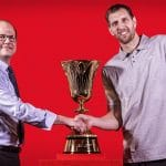 Dirk Nowitzki devient l'ambassadeur de la Coupe du Monde