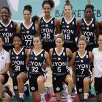 Vidéo: Le titre de champion de France du Lyon ASVEL Féminin