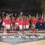 Vidéo: Dans le vestiaire du CSKA Moscou champion d'Europe