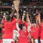 Vidéo: Voir la finale de l'Euroleague au ralenti