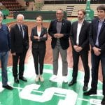 La photo: La nouvelle direction du Limoges CSP