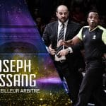 Trophées du basket : Joseph Bissang élu meilleur arbitre de la saison