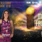 Trophées du basket : Marine Fauthoux élue meilleure jeune de Ligue Féminine