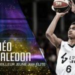 Trophées du basket : Théo Maledon élu meilleur jeune de Jeep®ÉLITE
