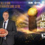 Trophées du basket : Valéry Demory élu meilleur entraîneur de Ligue Féminine