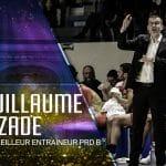 Trophées du basket : Guillaume Vizade élu meilleur entraîneur de Pro B