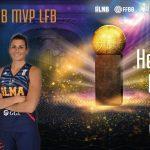 Trophées du basket : le cinq majeur de la saison de Ligue Féminine, Helena Ciak élue MVP