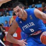 Coupe du Monde: Les hautes ambitions de Danilo Gallinari pour l'Italie