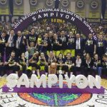 Féminines: Le Fenerbahçe de Valérie Garnier et Bria Hartley champion de Turquie
