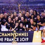 Ligue Féminine: Lyon ASVEL Féminin champion de France pour la première fois de son histoire