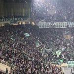 Affluences en Euroleague: Une baisse de 5,7% à 8 282 spectateurs
