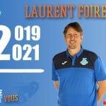 Pro B: Laurent Foirest prolonge son contrat de deux ans à Quimper