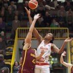 Féminines: Sandrine Gruda et Pierre Vincent champions d'Italie avec Schio