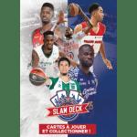 Slam Deck propose des cartes à collectionner sur le basket français