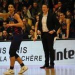 LFB: Le coach belge Thibaut Petit prolonge d'une saison à Lattes-Montpellier