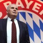 """Uli Hoeness, président du Bayern Munich: """"Je ne comprends pas pourquoi l'Euroleague s'étend"""""""