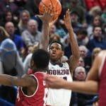 NCAA: Joël Ayayi choisit de faire une année de plus à Gonzaga