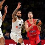 Final Four Euroleague : Le CSKA Moscou tient sa revanche