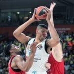 Euroleague : Walter Tavares élu meilleur défenseur