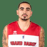 Pro B: Un record de 13 paniers à trois-points pour le Cubain Yunio Barrueta (Nancy)