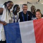 3×3: Les Bleues remportent les Jeux Européens