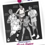 Vidéos: 5 Académiciens prestigieux pour le basket Occitanie