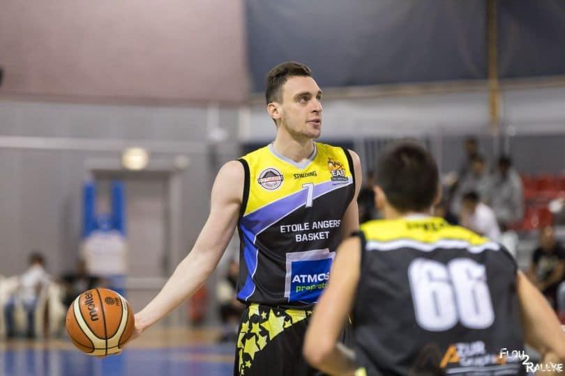 Pro B : Evreux lance son recrutement avec Antoine Wallez