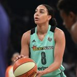 WNBA: 14 points pour Bria Hartley (New York) face à Washington