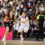 Equipe de France féminine: Marine Fauthoux et Iliana Rupert parmi les 12 pour l'Euro